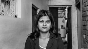 Chetna Koli. Fotografía de Nazes Afroz.