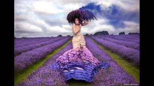 """From the series """"Wonderland"""" © Kirsty Mitchell, UK. Fictional Narratives Category Winner, LensCulture Visual Storytelling Awards 2014"""