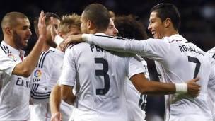 Club World Cup Madrid Za Ta Kara Da San Lorenzo Bbc News Hausa