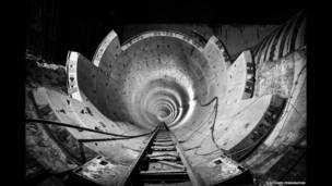 Бетонные артерии метро, Амстердам, Ричард Пеннингтон