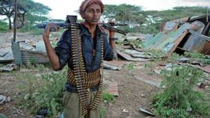 सोमालिया, मोगादिशु, अल-शबाब