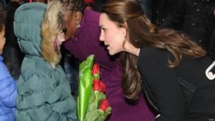 凱特與孩子