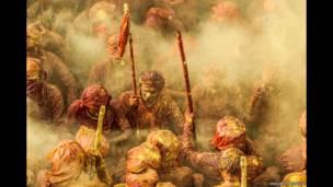 Hindu müminler. Ioulia Chvetsova