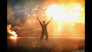 اعتراضات در آمریکا