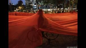 تظاهرات در مکزیک