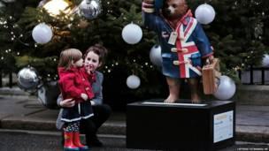 ब्रिटेन, प्रधानमंत्री आवास, 10 डाउनिंग स्ट्रीट, बच्ची