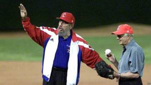 Фидель Кастро и Джимми Картер, 2002 год.