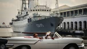 Бухта Гаваны.
