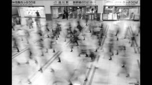 शाइनागावा स्टेशन, टोक्यो, जापान