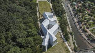 Museo Chang Ucchin por Chae Pereira Arquitects