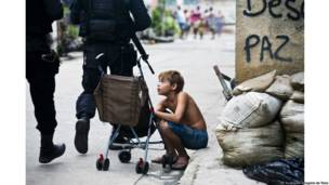 Ocupação Militar do Caju. Rio de Janeiro, 2014. AF Rodrigues