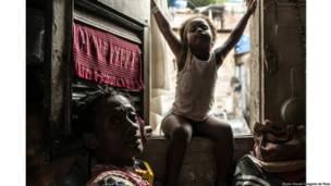 Ocupação Mama África em São Domingos. Niterói, 2012. Bruno Morais
