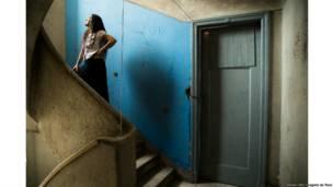 Prédios abandonados se transformam  em lares na maior cidade do Brasil. Renan Otto