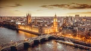 英国议会大厦