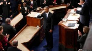 ओबामा ने अमरीका में मंदी के अंत की औपचारिक घोषणा