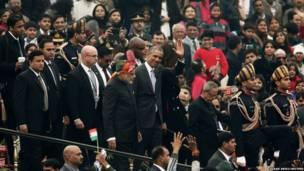 बराक ओबामा, नरेंद्र मोदी