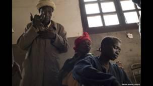 Imagens da agência de refugiados da ONU mostram atendimentos a vítimas de conflitos na República Centro-Africana.