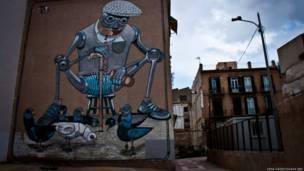Картахена, Испания.