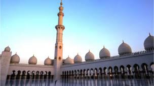 Masjid Agung Sheikh Zayed