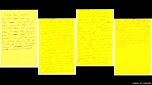 Rosa Parks Papers, Librería del Congreso, Washington DC.
