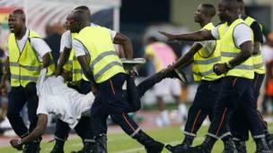 अफ़्रीका कप में घाना और इक्वाटोरियल गिनी के बीच सेमीफ़ाइनल