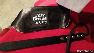 """Producto de """"50 sombras de Grey"""""""