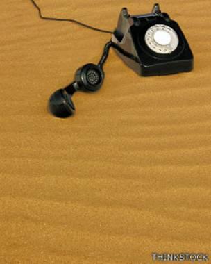 Teléfono descolgado