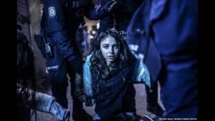 तुर्की, घायल लड़की, बुलेंट किलिक