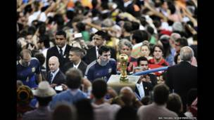 अर्जेंटीना के फ़ुटबॉलर लियोनेस मैसी, बाओ टैलियांग
