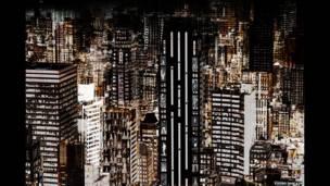 Exposição 'Cidades Obscuras' retrata paisagens fabricadas por artista sul-corano