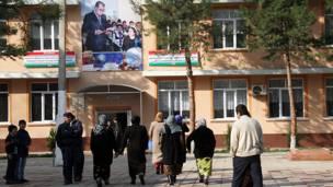 Раванди раъйдиҳӣ дар Душанбе