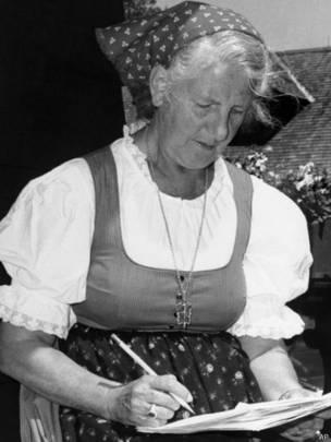 María von Trapp