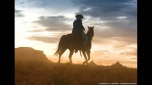 Jim Krantz dedicou boa parte de sua carreira a fotografar o Oeste americano.
