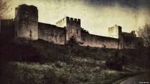 چیپسٹو کا مقامی قلعہ