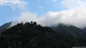 اٹلی میں ایک قلعہ