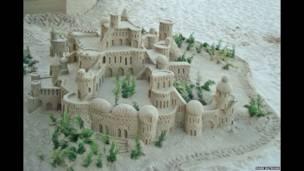 ریت کا قلعہ