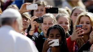 तस्वीरें, वेटिकन, पोप