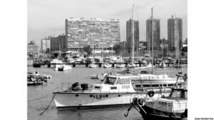 Sicherio Bouret. Edificio Panamericano, Uruguai, 1959. Fotografia: Jorge Gambini Ons