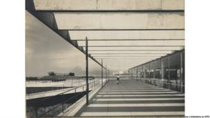 Affonso Eduardo Reidy. Museu de Arte Moderna do Rio de Janeiro (MAM), Rio de Janeiro, Brasil, 1934-1947. ©Núcleo de Documentação e Pesquisa – Faculdade de Arquitetura e Urbanismo da Universidade Federal do Rio de Janeiro