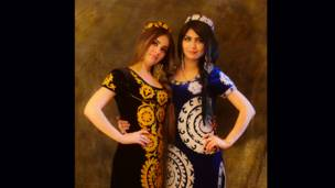 Tajikdress – Фото Sam Javadi