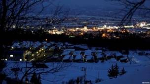 परमाणु विकिरण से प्रभावित फुकुशिमा, Radioactive Fukushima