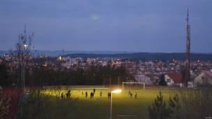 Урсула, Чехия