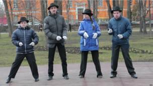 """""""Киев в синем"""": день, чтобы рассказать об аутизме"""