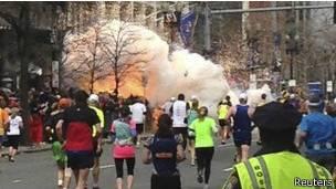 Ataque contra el maratón de Boston