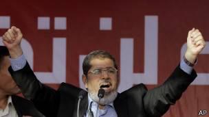 Mohammed Morsi, expresidente de Egipto.