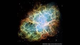Yengeç Nebulası