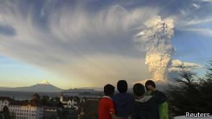 Erupción del Calbuco