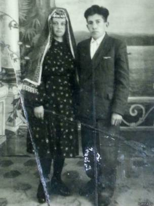 Супруги на Урале, 1953
