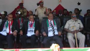 Madaxda Somaliland