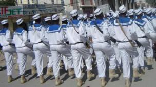 Ciidamada badda Somaliland